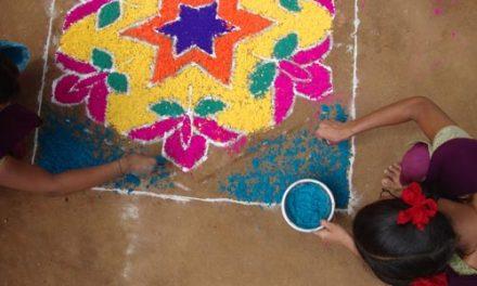 3_6 OCT · INDIA: PUNTO DE ENCUENTRO · EXPO · CINE · TALLER · GASTRONOMÍA