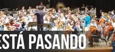 ESTÁ PASANDO… LA OSC SE ADENTRA EN LA MÚSICA MÁS AUDAZ DEL SIGLO XX