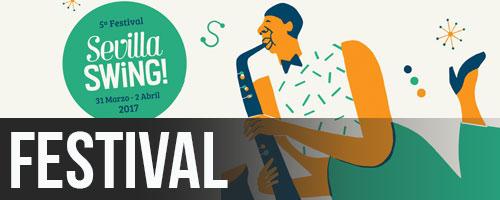 31MAR · 5º FESTIVAL SEVILLA SWING
