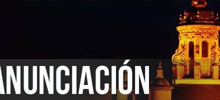 26ABR · ANUNCIACIÓN · GRUPO ESFERAS