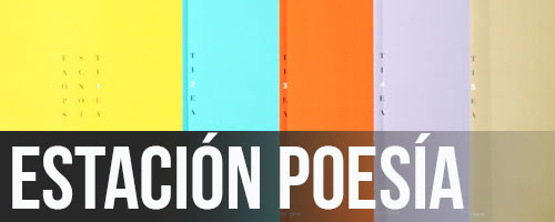 19ABR · ESCRITORIO · ESTACIÓN POESÍA Nº 10