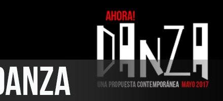 31MAY ·  AHORA! DANZA · PIEZAS CORTAS · DAKINI / INSOMNIA / INDUCTIVO