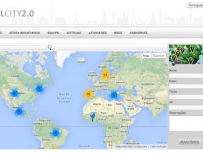 Screenshot do Global City 2.0