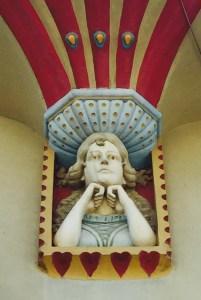 Elementos Art Nouveau nas fachadas