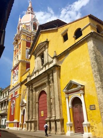 Catedral de Cartaxena de Indias
