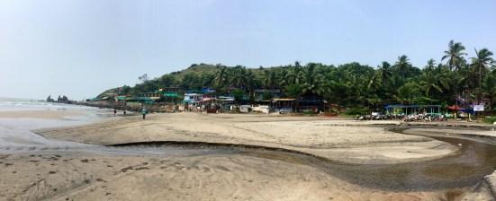 Praia de Arambol