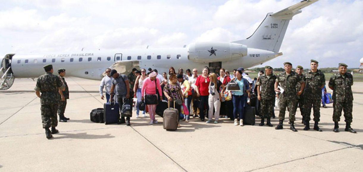 41 médicos cubanos que atuarão em 30 municípios chegam ao Piauí