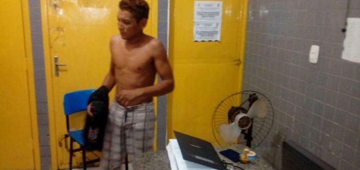 Filho tenta assassinar o próprio pai de 76 anos com espeto no Piauí