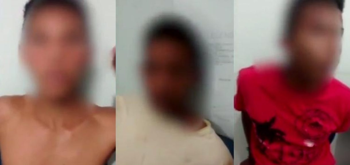 Em Vídeo, adolescentes descrevem com frieza execução e estupro de jovem em Uruçuí; assista!