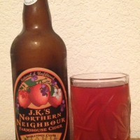 Hard Cider Review: JK Scrumpy's Northern Neighbor