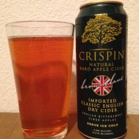 Hard Cider Review: Browns Lane Imported Classic English Dry Cider by Crispin