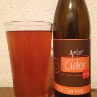 Hard Cider Review: Apricot Semi-Dry Cider by Tieton Cider Works