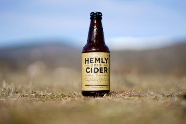 HEMLY PEAR CIDER