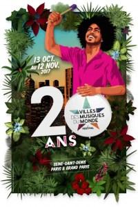La Grue avec Katsura CreaSion - Festival Villes des Musiques du Monde - 19 octobre - 19h @ La Belle Étoile | Saint-Denis | Île-de-France | France