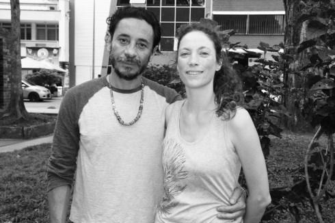 Zart Compagnie - Julie Pichavant & Vladimir Cortés Montero