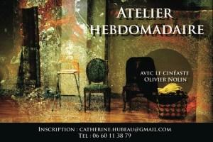 Théâtre Atelier Hebdomadaire : Affiche