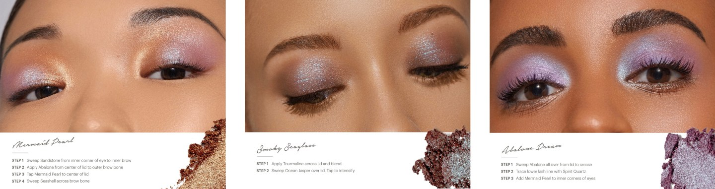 EYE SHADOWS 3
