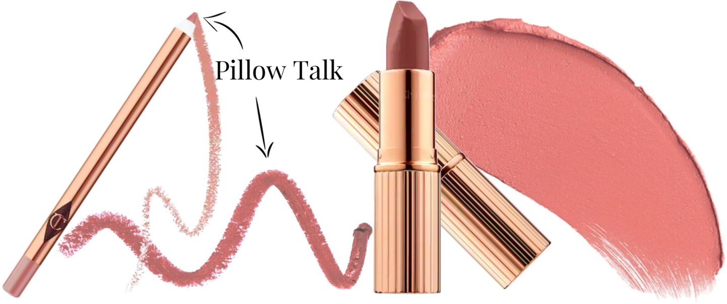 Charlotte tilbury Swatches