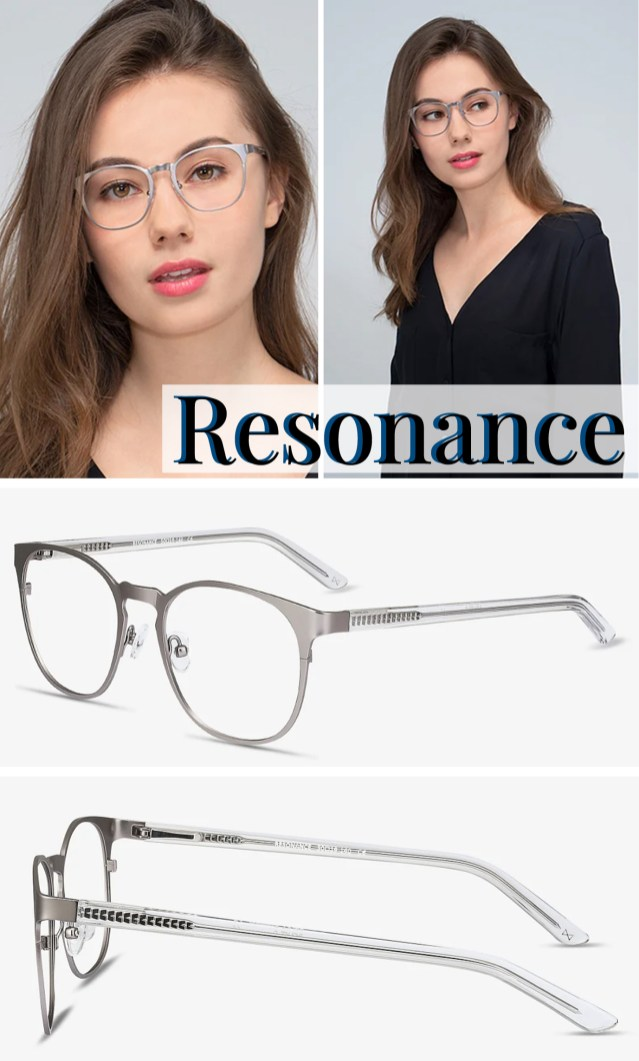 Resonance Glasses