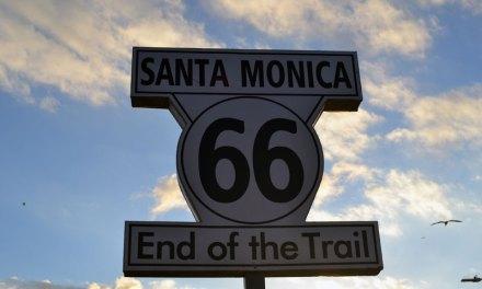 Hollywood, Beverly Hills i Santa Monica