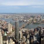 Na szczycie One World Trade Center i wizyta w National September 11 Memorial & Museum