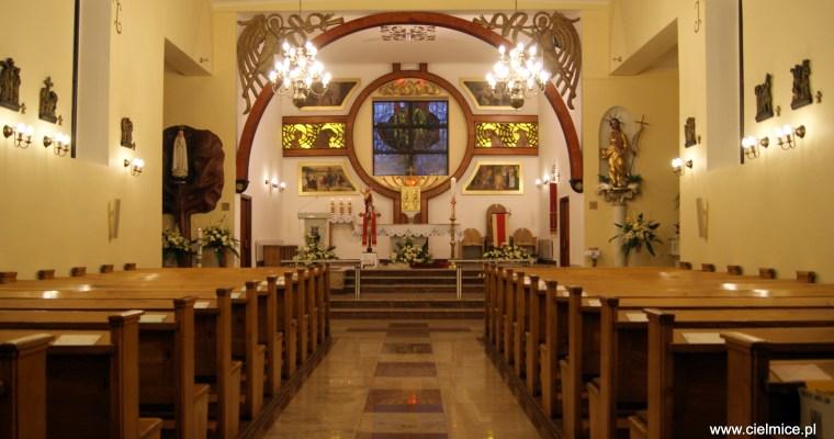 Transmisje mszy świętej