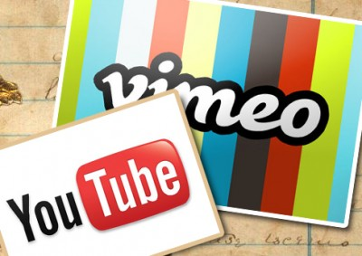 Youtube y Vimeo