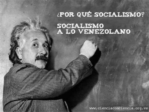 ¿Por qué Socialismo? Escrito por Albert Einstein