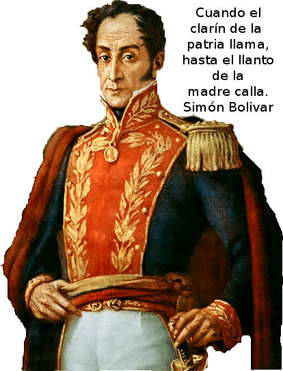 Pensamiento Libertador Simón Bolivar
