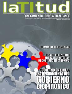 4ta Edición Revista Latitud