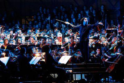 Concierto Dudamel Celebración Bicentenario de Venezuela