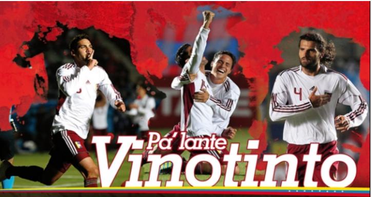Pasión Vinotinto Venezuela Copa América 2011