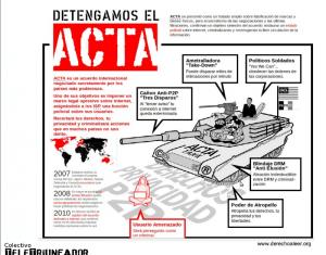 Conocimiento y Cultura Libre + ACTA