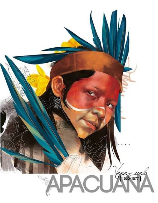 Jefa Apacuana Heroína Indígena