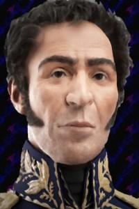 Oración a Simón Bolívar en la noche negra de América
