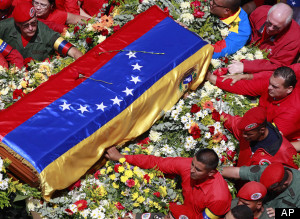 CHAVEZ FUNERAL DUELO LUTO