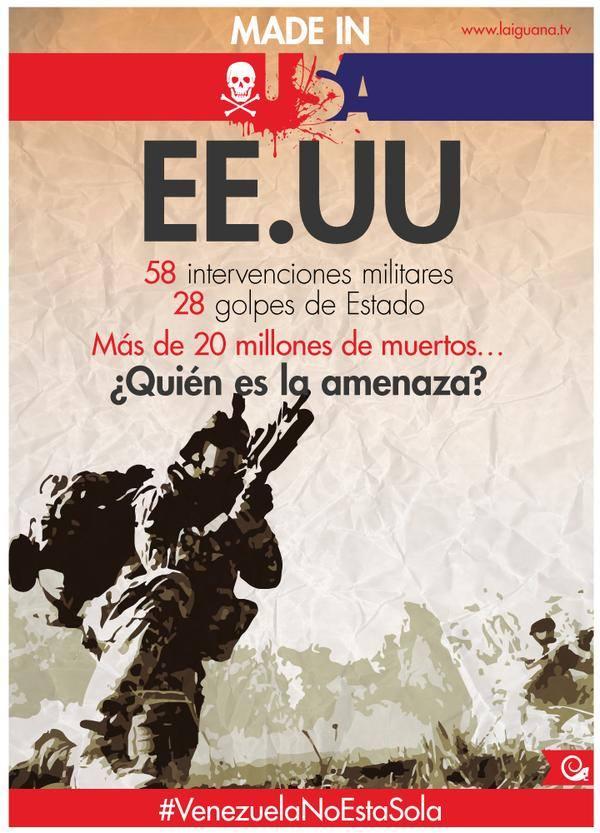 Venezuela Anti imperialista