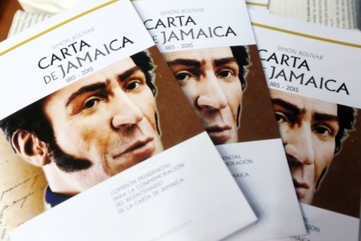 Carta de Jamaica por Simón Bolívar