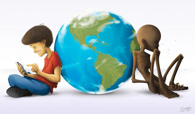 tecnología y desigualdad