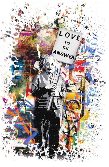 einstein-love-amor