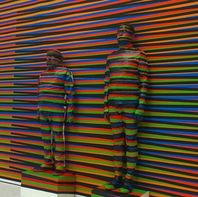 Exposición Carlos Cruz Diez