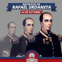 Natalicio de Rafael Urdaneta - 24 de octubre de 1788
