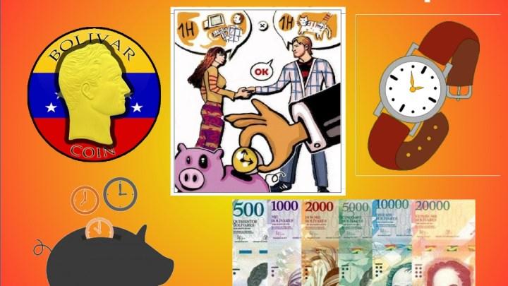 Repensando la economía venezolana: los bancos de tiempo y las TIC