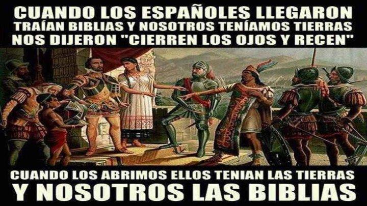 Resistencia Indígena: Exposición del Cacique Guaicaipuro Cuatemoc a Jefes de Estado de la Comunidad Europea