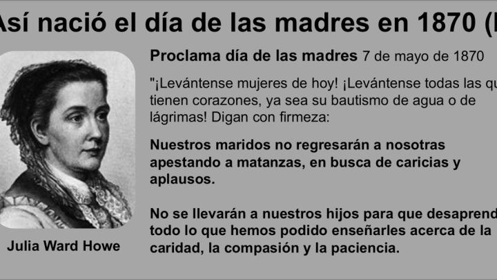 La historia olvidada del Día de la Madre