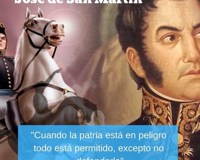 Grandes latinoamericanos: José de San Martín