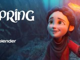 Spring el nuevo cortometraje animado de la fundación Blender