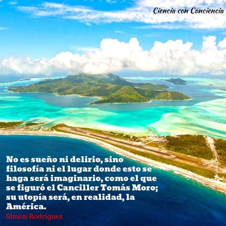 Las 20 mejores frases de Simón Rodríguez