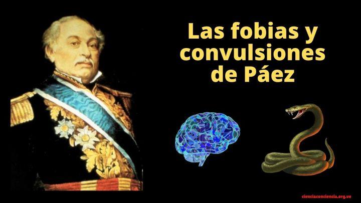 Las convulsiones de José Antonio Paez