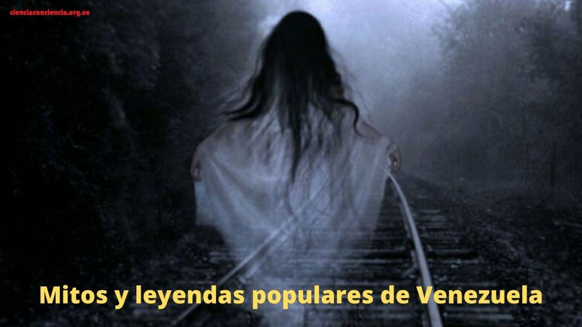 Mitos y leyendas populares de Venezuela